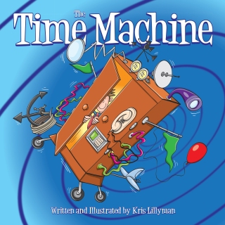 Time Machine Cover RGB